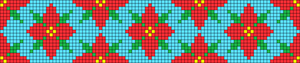 Alpha pattern #58711