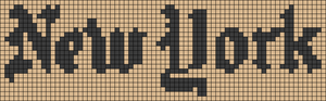 Alpha pattern #58714