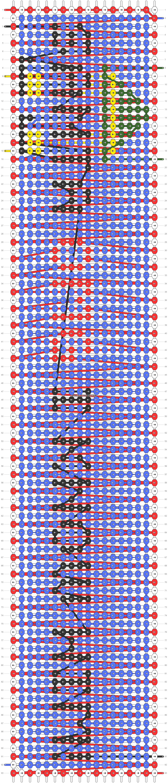 Alpha pattern #58718 pattern