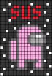 Alpha pattern #58719