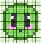 Alpha pattern #58744