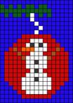 Alpha pattern #58777
