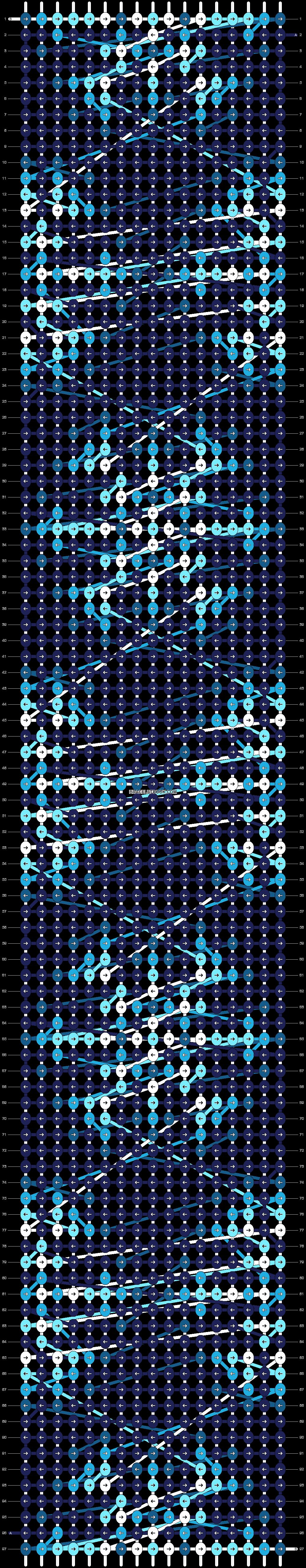 Alpha pattern #58794 pattern