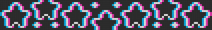 Alpha pattern #58796