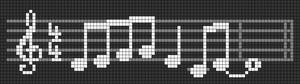 Alpha pattern #58797