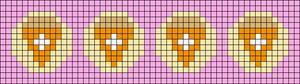 Alpha pattern #58799