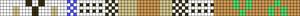 Alpha pattern #58806