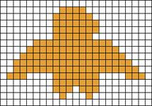 Alpha pattern #58826