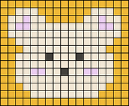 Alpha pattern #58827