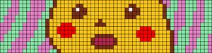 Alpha pattern #58834