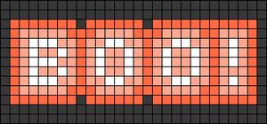 Alpha pattern #58836