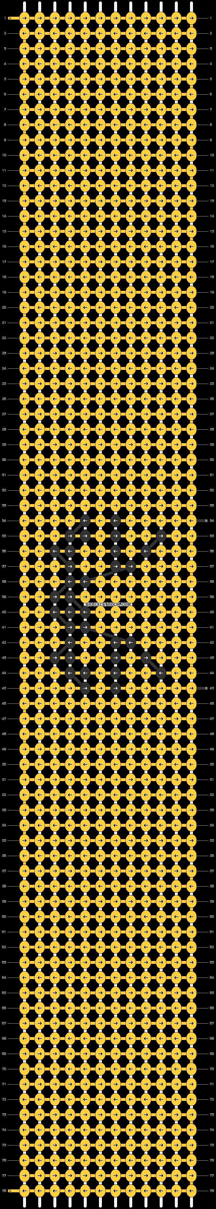 Alpha pattern #58837 pattern