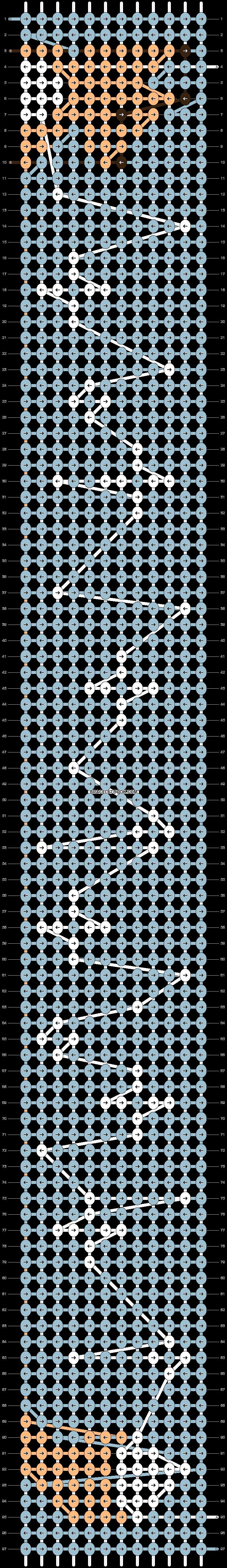 Alpha pattern #58858 pattern