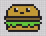 Alpha pattern #58859
