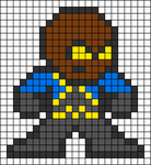 Alpha pattern #58861