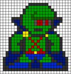 Alpha pattern #58871