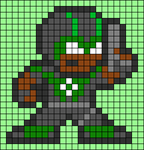 Alpha pattern #58880