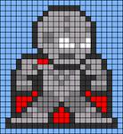 Alpha pattern #58881