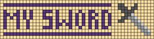 Alpha pattern #58894