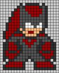 Alpha pattern #58918