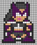 Alpha pattern #58922