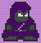 Alpha pattern #58923
