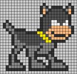 Alpha pattern #58939