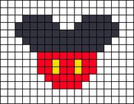 Alpha pattern #58943