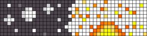 Alpha pattern #58945