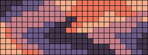 Alpha pattern #58962