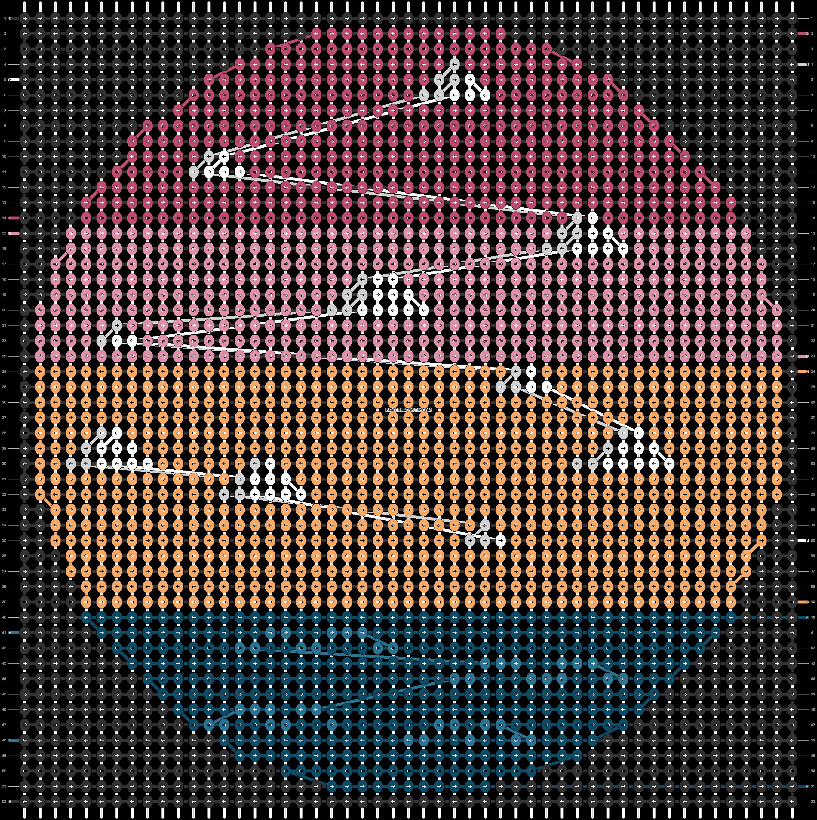 Alpha pattern #58965 pattern