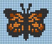 Alpha pattern #58974