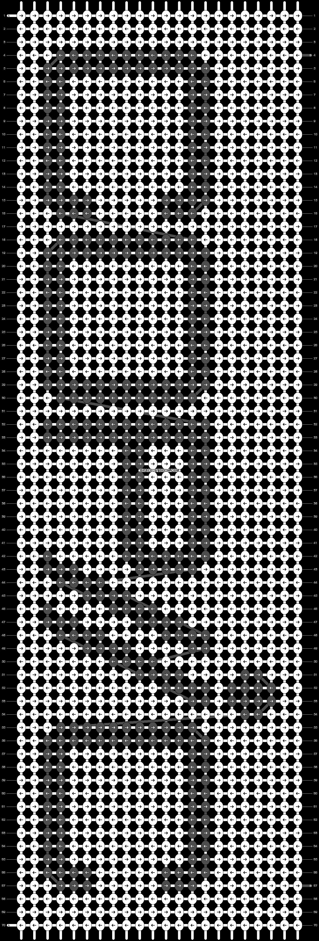 Alpha pattern #58976 pattern