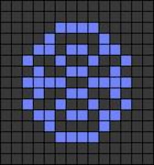 Alpha pattern #58981