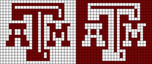 Alpha pattern #58982