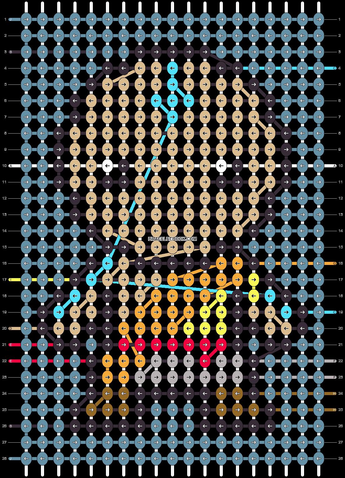 Alpha pattern #58989 pattern