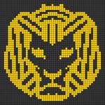 Alpha pattern #59000