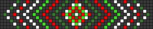 Alpha pattern #59059