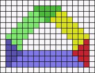Alpha pattern #59078