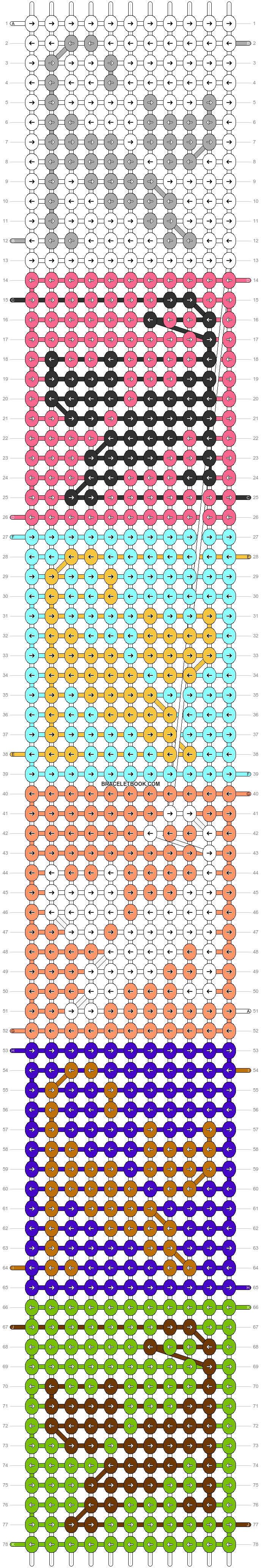 Alpha pattern #59088 pattern