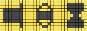 Alpha pattern #59089