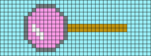 Alpha pattern #59090