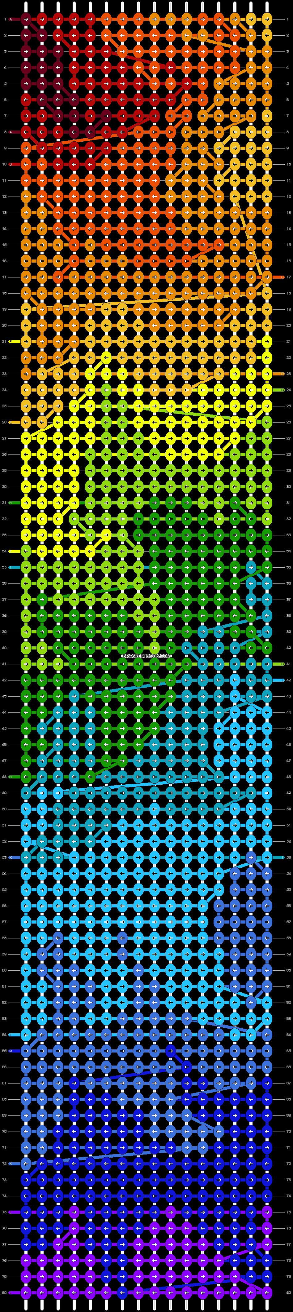 Alpha pattern #59094 pattern