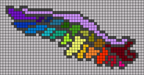 Alpha pattern #59098