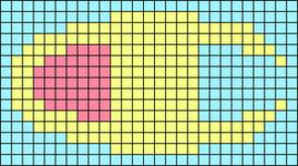 Alpha pattern #59104