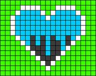 Alpha pattern #59113