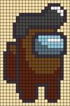 Alpha pattern #59119