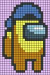 Alpha pattern #59121