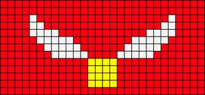 Alpha pattern #59128