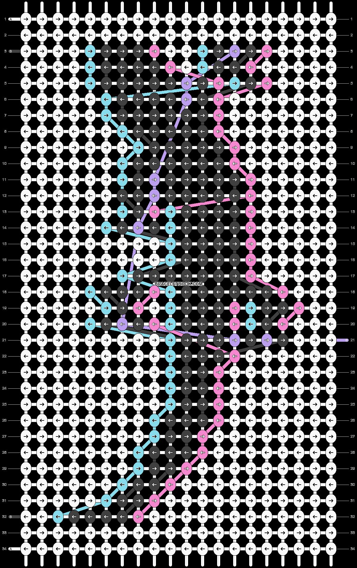 Alpha pattern #59174 pattern
